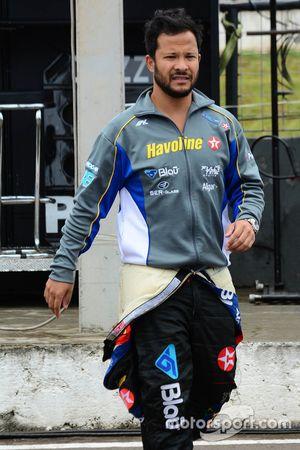 Allam Khodair em Interlagos pela Porsche GT3 Cup