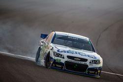 L'incidente di Casey Mears, Germain Racing Chevrolet