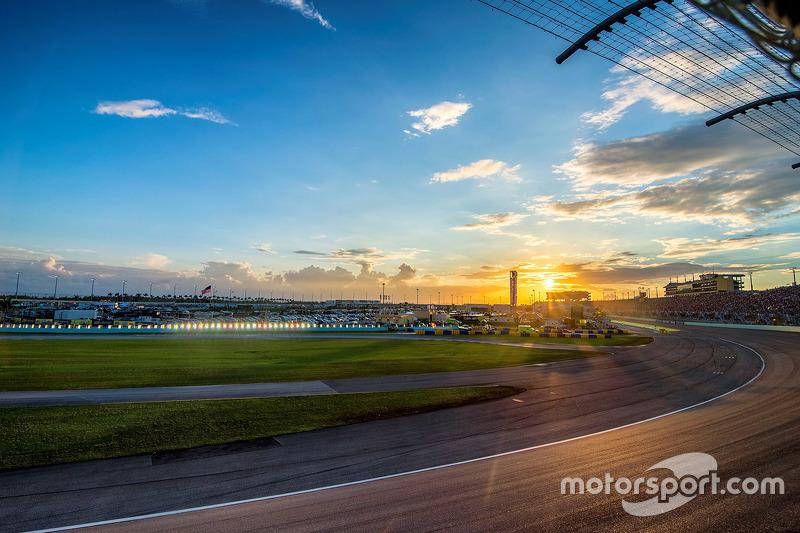 Der Homestead/Miami Speedway