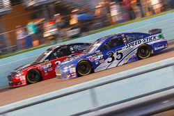 Brett Moffitt en Cole Whitt, Front Row Motorsports Ford