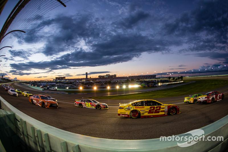 #8: NASCAR-Finale in Homestead