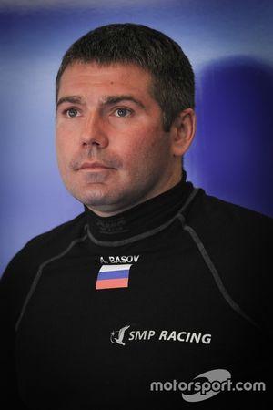 Алексей Басов, SMP Racing