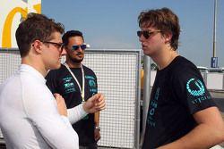 Jordi Oriola, SEAT Leon, Target Competition y Lorenzo Veglia, Volkswagen Golf TCR, Team Engstler