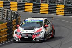 Sunny Wong, Honda Civic TCR, WestCoast Racing