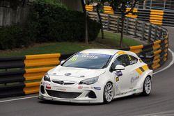 Dan Wells, Opel Astra OPC, Campos Racing