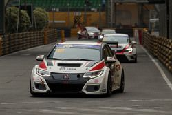 Kenneth Lau, SEAT Leon, Prince Racing Hong Kong