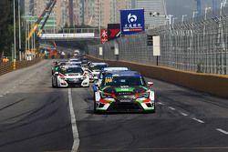 Frank Yu Siu Fung, SEAT Leon, Craft-Bamboo Racing