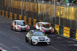 Jordi Oriola, SEAT Leon, Target Competition with Kevin Gleason, Honda Civic TCR, West Coast Racing a