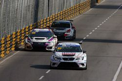 Guillaume Cunnington, SEAT Leon, Asia Racing Team with Michael Choi, SEAT Leon, Prince Racing Hong K