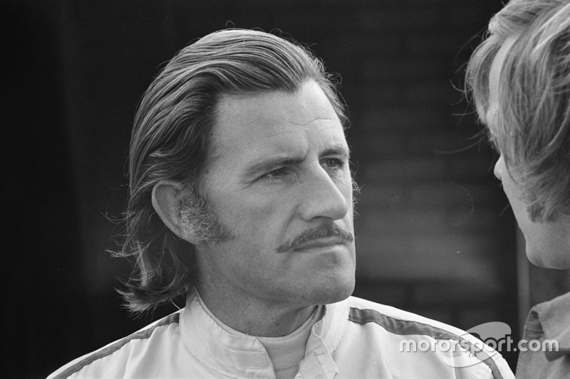 Graham Hill en Holanda 1971