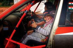 Laleh Seddigh, Mahindra Super XUV501