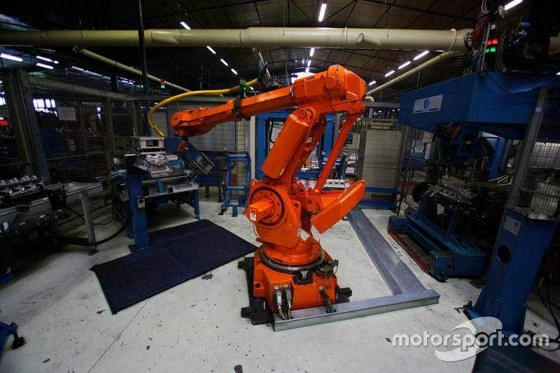 Mecachrome motor üretimi