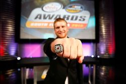 NASCAR Xfinity Series champion Chris Buescher, Roush Fenway Racing
