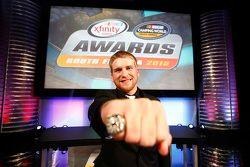 NASCAR Xfinity Series cámpeon Chris Buescher, Roush Fenway Racing