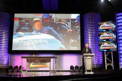 2015 Xfinity Series campeón Chris Buescher