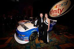 Il campione 2015 Xfinity Series Chris Buescher