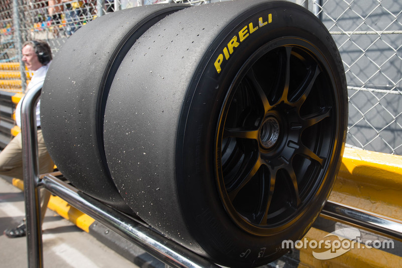 FIA GT世界杯指定干胎