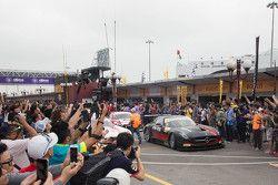 倍耐力为FIA GT杯官方指定轮胎