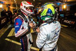 Nelson Piquet Jr., Felipe Massa