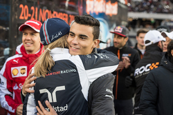 Susie Wolff and Pascal Wehrlein