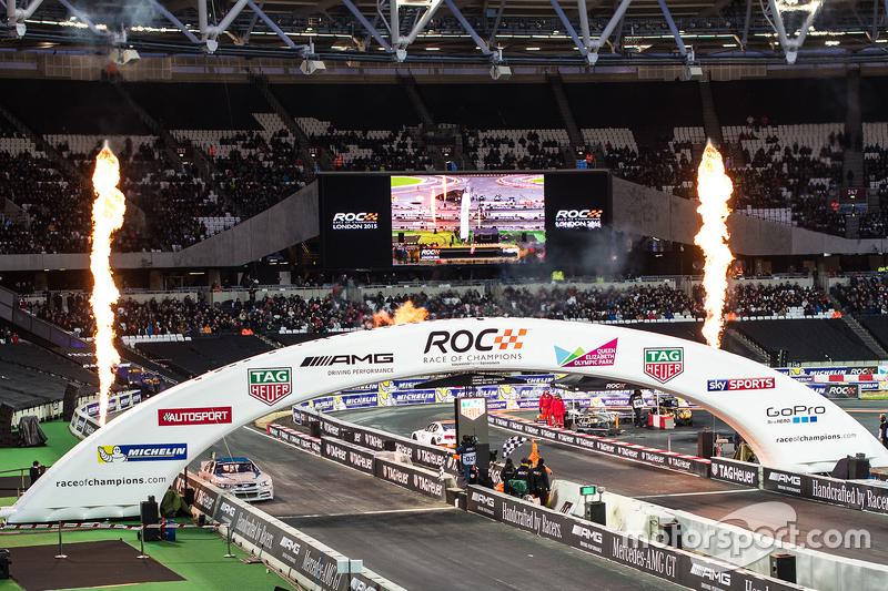 Race of Champions Acción