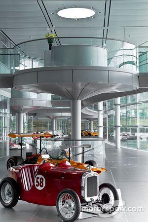El Centro de Tecnología McLaren
