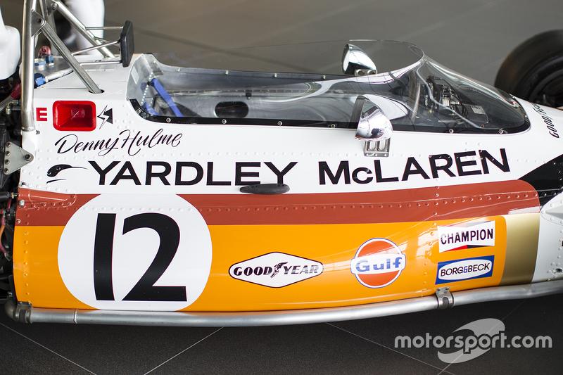 Historischer McLaren