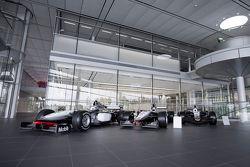 McLaren Clásicos en el centro de tecnología