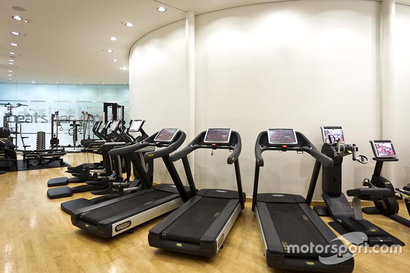 Egzersiz odası