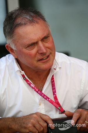Dave Ryan, Manor Marussia F1 Team Racing Director