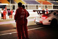 Área de equipo de Citroën World Touring Car