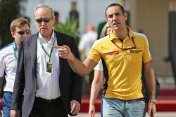 Cyril Abiteboul, Managing Director de Renault Sport F1