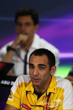 西里尔•阿比特博尔(雷诺F1项目主管)