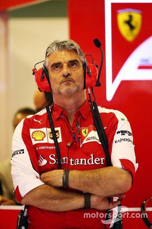 Мауріціо Аррівабене, Керівник Scuderia Ferrari