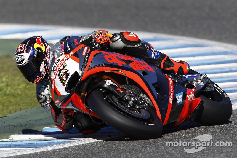 2015: Stefan Bradl (Aprilia RS-GP)*