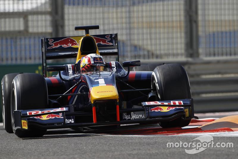 2015 - GP2 Series