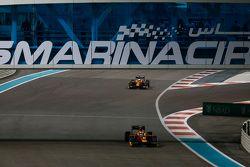 Alexander Rossi, Racing Engineering and Jordan King, Racing Engineering