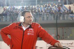 Yves Matton, Citroën Sport başkanı