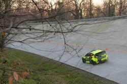 Valentino Rossi y Carlo Cassina, Ford Fiesta