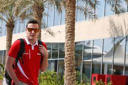 Фабио Ляймер, тестовый и резервный пилот Manor Marussia F1 Team