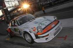 Roberto Montini y Erika Zoanni, Porsche 911SC