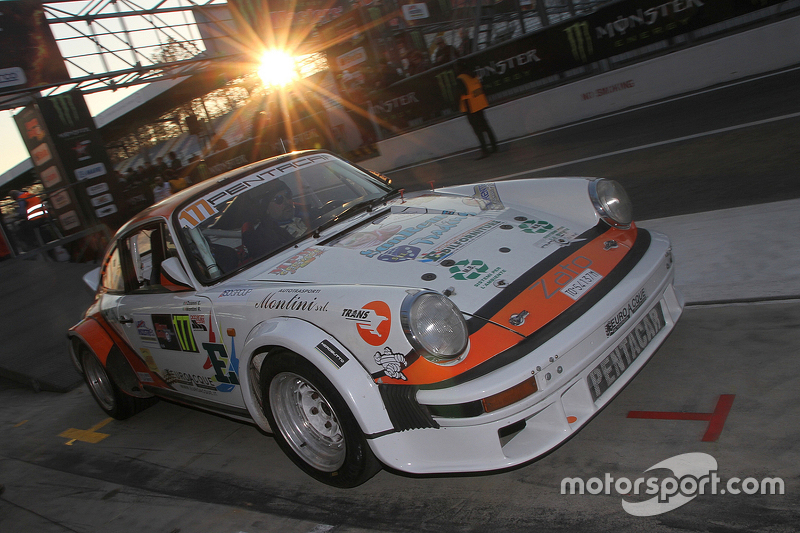 Roberto Montini and Erika Zoanni, Porsche 911SC