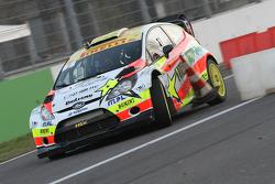 Alessandro Perico та Moreno Morello, Ford Fiesta