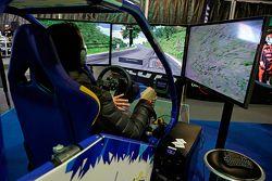 Simulador de Rally