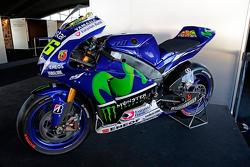 Yamaha milik Valentino Rossi