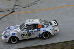 Riccardo Andreis y Stefano Farina, Porsche 911RS