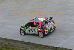 Alessandro Bosca y Roberto Aresca, Hyundai i20