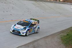Tobia Cavallini y Andrea Rossetto, Ford Fiesta