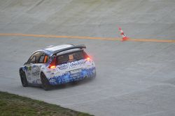 Luca Pedersoli et Veronica Boni, Citroën C4