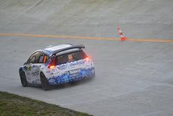 Luca Pedersoli e Veronica Boni, Citroën C4